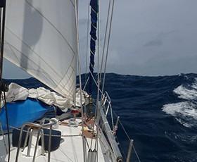 Fotos viaje Atlántico y Caribe. 2004/2005