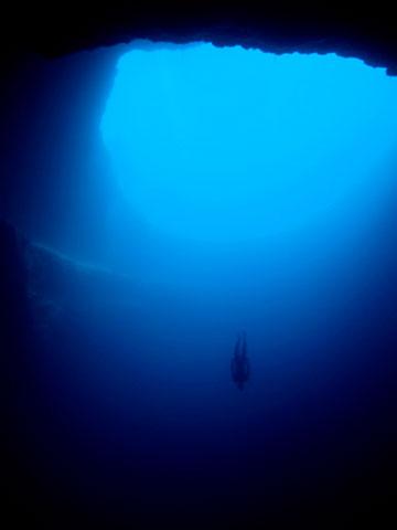 blue hole agujeros azules bahamas velero sirocodiez 360 3 Los fascinantes Agujeros Azules de las Bahamas, Blue Holes