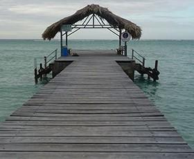 Islas de St Barth y St. Martin en el Caribe