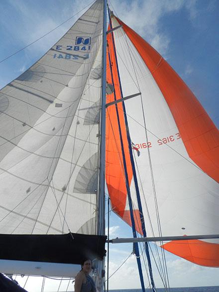 republica dominicana velero sirocodiez 440 3 Guia de Navegación de la República Dominicana. Cruising Guide