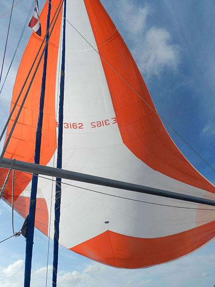 republica dominicana velero sirocodiez 440 4 Guia de Navegación de la República Dominicana. Cruising Guide