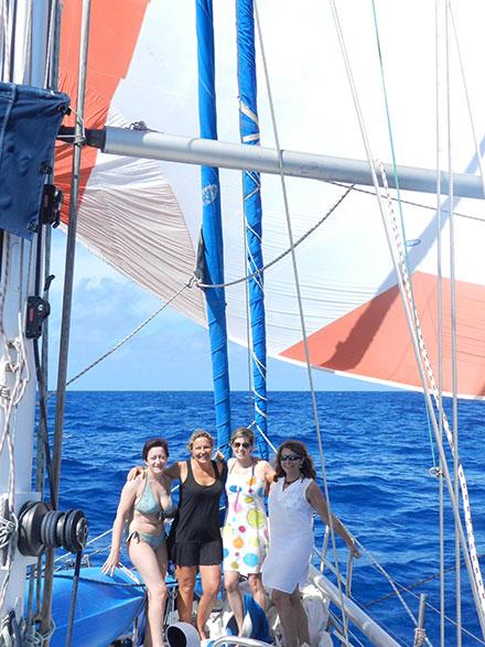 republica dominicana velero sirocodiez 440 5 Guia de Navegación de la República Dominicana. Cruising Guide