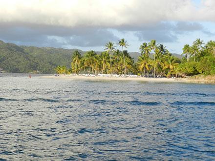 republica dominicana velero sirocodiez 440 6 Guia de Navegación de la República Dominicana. Cruising Guide