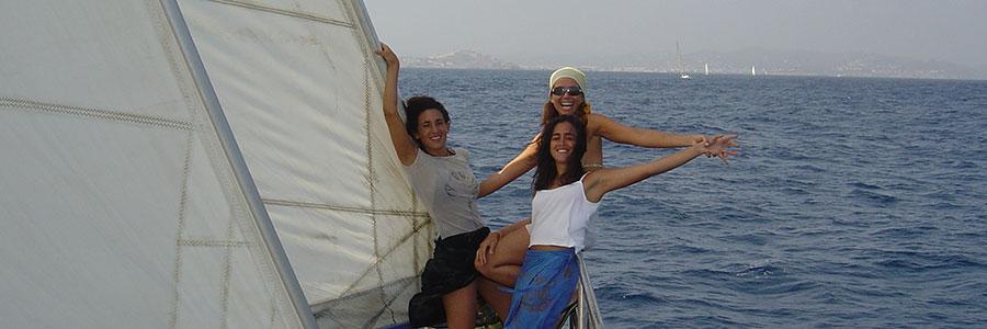Navegar en el Sirocodiez es la mejor forma de relajarte y divertirte en tus vacaciones