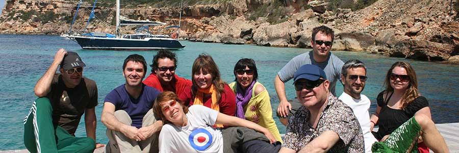 Navegar en el Sirocodiez es disfrutar