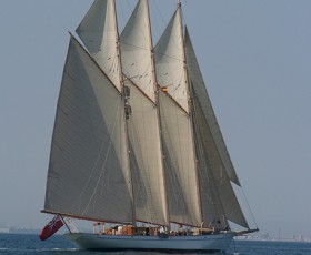 El Adix, un velero de ensueño