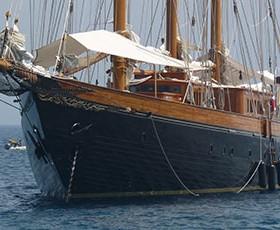 Esplendor y drama del velero Creole