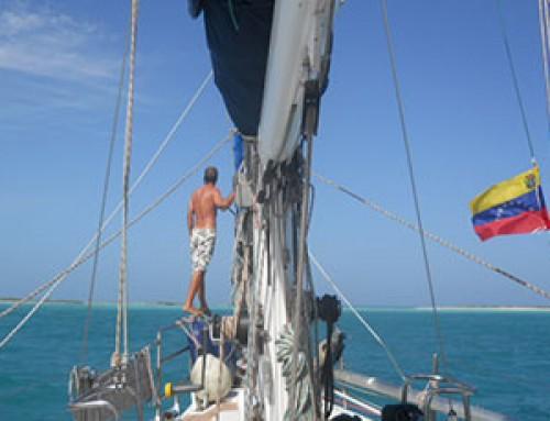Guia de Navegación de Venezuela-Los Roques. Cruising Guide